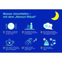 Besser einschlafen mit festen Ritualen