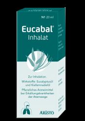 Neu in der Apotheke - Eucabal Inhalat